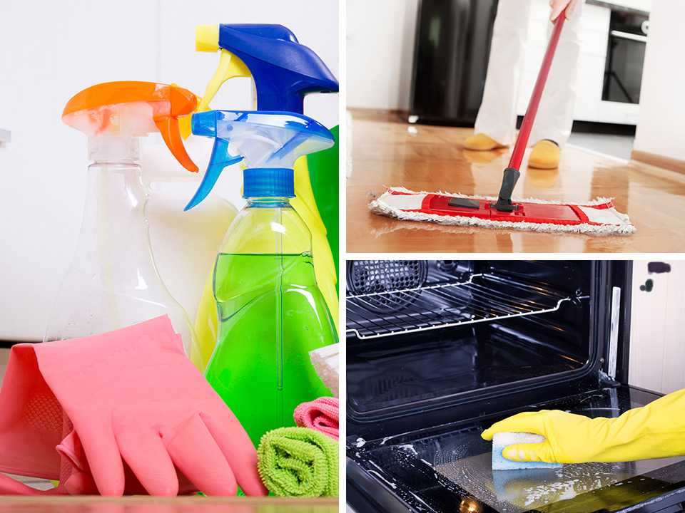 End Of Tenancy Cleaning - Eco Cleaners Dublin