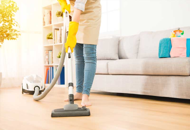 Taking Away The Strain Of End Of Tenancy Cleaning